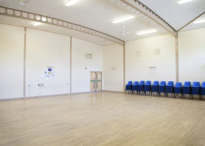 Greenstead Main Hall